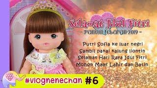 [1.99 MB] Vlog NeneChan #6 Selamat Idul Fitri Pantun Lebaran 2019 - GoDuplo TV