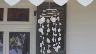 DIY Home Decor: Wind Chime