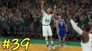 【NBA 2K18】 #39 リーグ屈指のスコアラーに覚醒!完全ゾーン入ってます【マイキャリア】 thumbnail