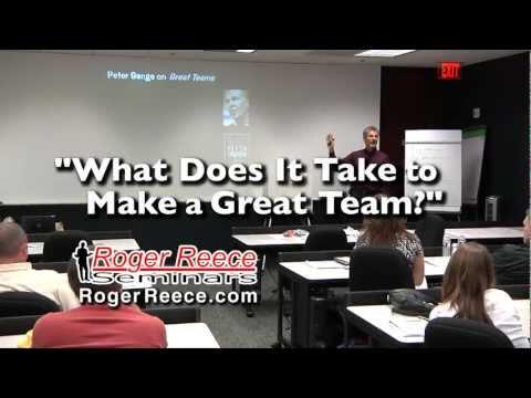 Team Building, Teamwork & Great Teams