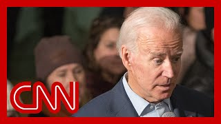 Joe Biden's comeback to heckler draws crowd applause