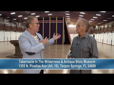 """Dr. David Anderson and Herman Bailey """"The Tabernacle"""""""