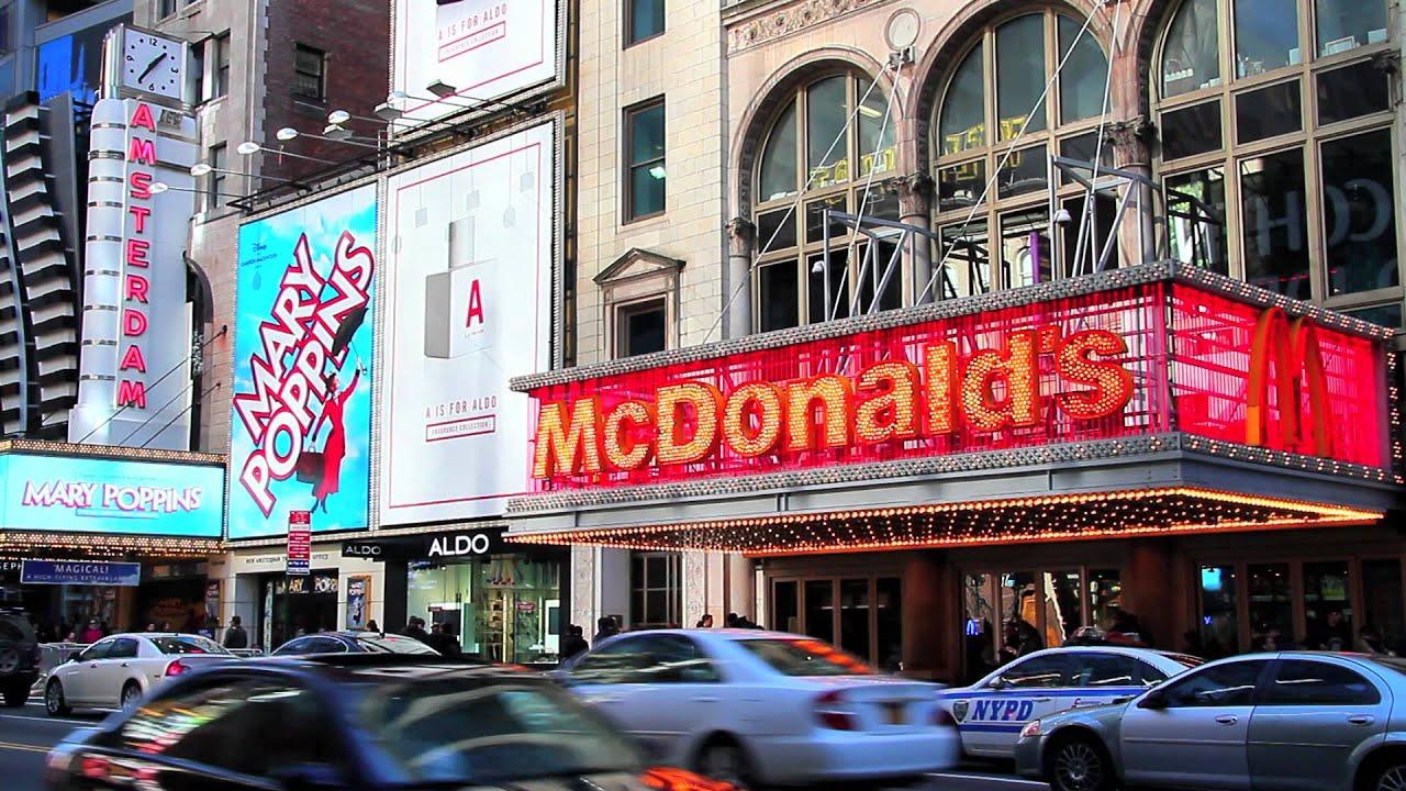 Restaurants Downtown 42nd Street