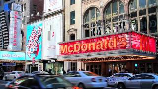 ^MuniNYC - 42nd Street & 8th Avenue (Times Square, Manhattan 10036)