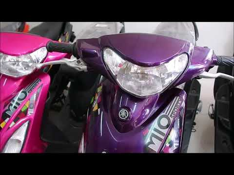 Yamaha Motorcycles in the Philippines