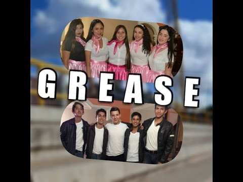 """""""Grease"""" CBTis 37 3AMLC Final Project"""