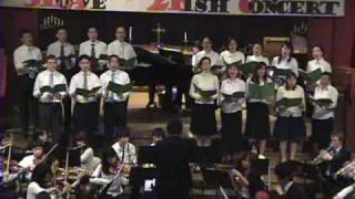 Jesus shall take the Highest Honour - New Jersey UBF 5 loaves and 2 fish orchestra‏ concert