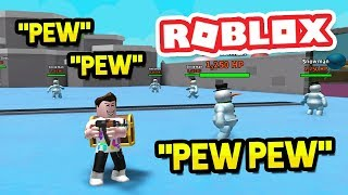 ROBLOX WEAPON SIMULATOR