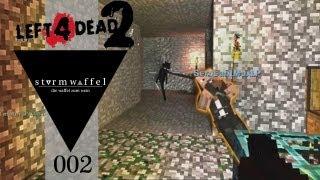 Let's Play Left 4 Dead 2 - Deathcraft II #002 - Was macht denn der Golem da?!