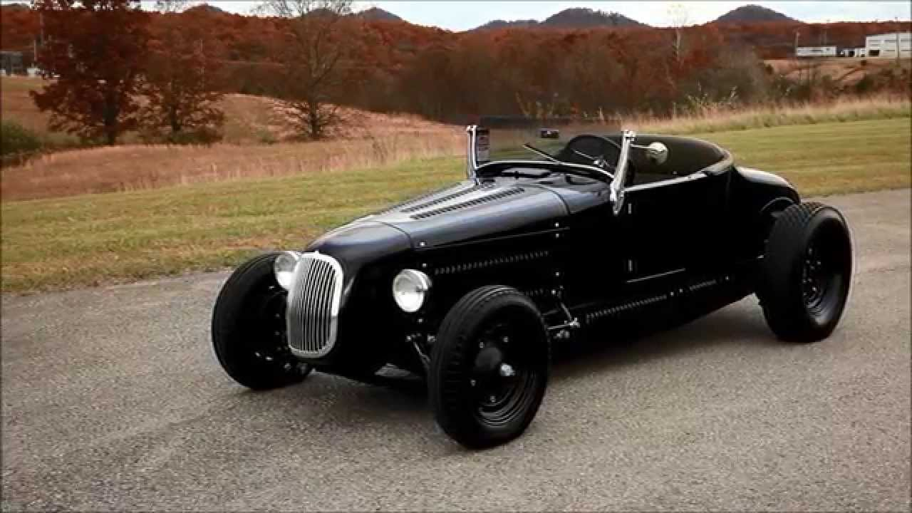 Gunslinger\' 1927 Henry Ford Model T Roadster Track Nose Hot Rod ...