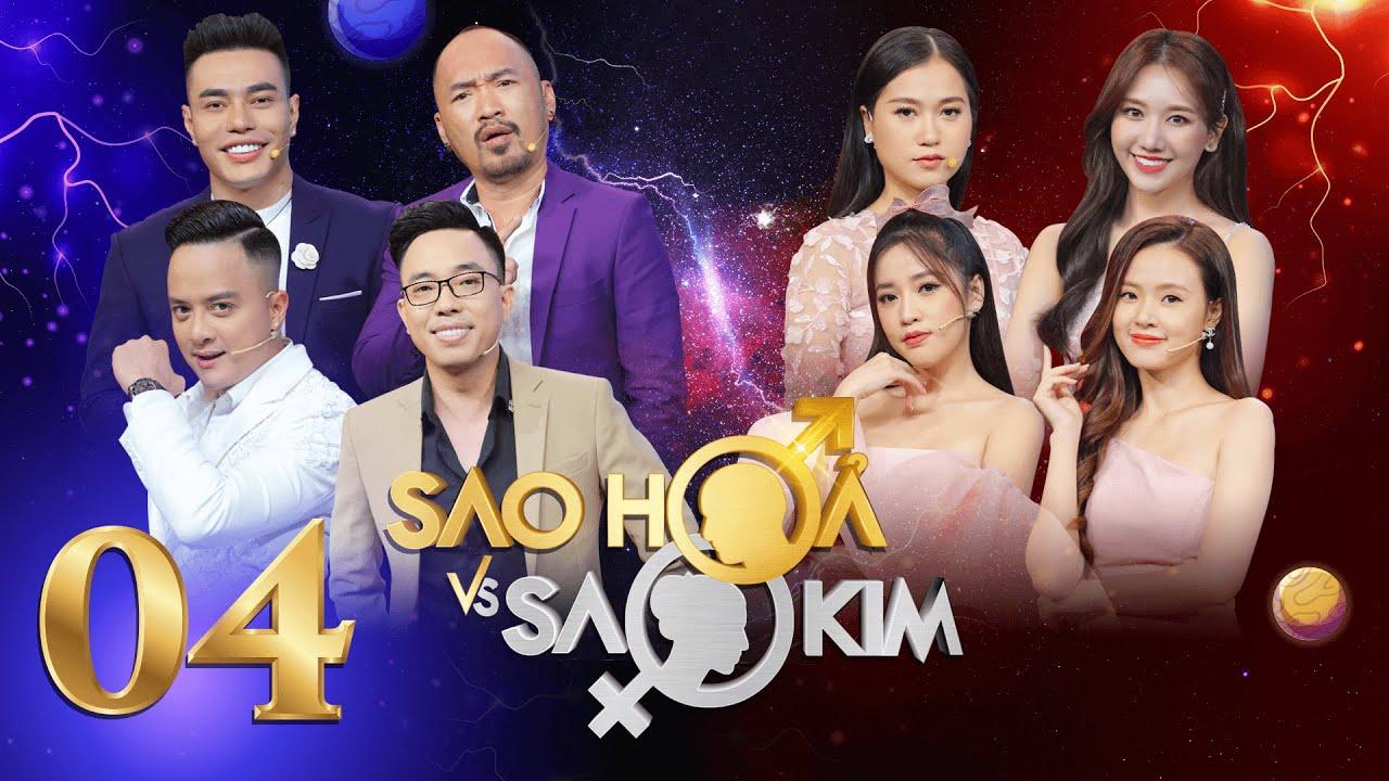Sao Hỏa Sao Kim | Mùa 2-Tập 4: Hari Won ghiền mùi Trấn Thành, MiDu sẵn sàng chui vào nách người yêu