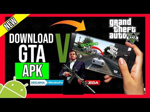✅ Download GTA V For Android Device For Free APK 2019 // GTA 5 FOR ANDROID APK