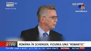 Austria, Germania şi Olanda se opun intrării României în Schengen - Litoral TV