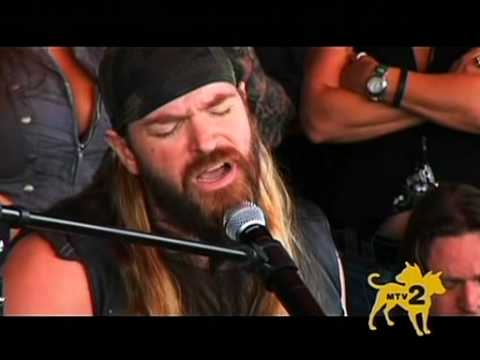 Black Label Society In This River Live