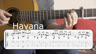 Learn to Play - Havana (Camila Cabello) - Fingerstyle Guitar Tutorial