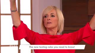 Eamonn Proposed to Ruth Over Text | Loose Women
