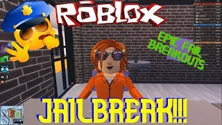 EPIC FAIL BREAKOUTS AND RAGES, RAGES, AND MORE RAGES! ROBLOX JAILBREAK!
