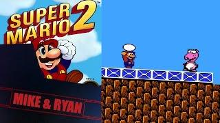 Super Mario Bros. 2 (NES) Mike & Ryan