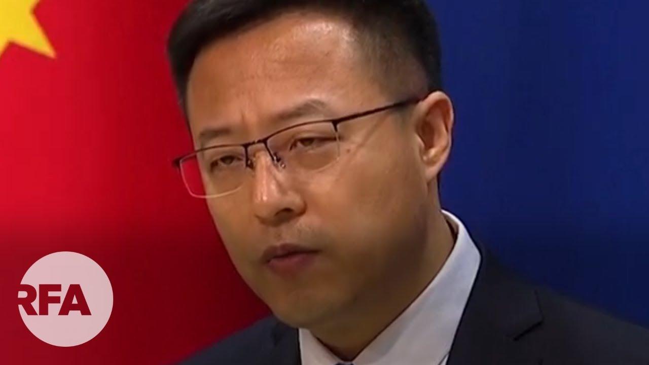 趙立堅回應英國放寬BNO港人居英權     稱會「保留作出進一步反應的權利」