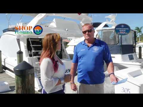 International Marine Interview by Shop Florida TV