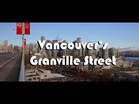 Kanada: Vancouver's Granville Street | Downtown's berühmteste Strasse