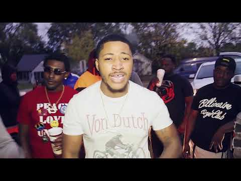 Tay $tacks Feat. Trell Road Again (Official Video)