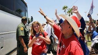 Trump's 'zero tolerance' policy prompts border protests