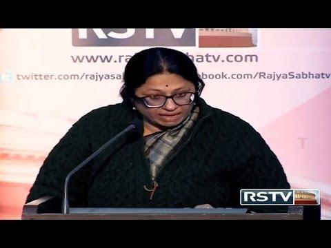 'Cinematic texts of the post-Independence period' - Views of Prof. Rashmi Doraiswamy | IHC, 2014