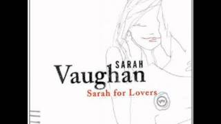 Watch Sarah Vaughan My Romance video