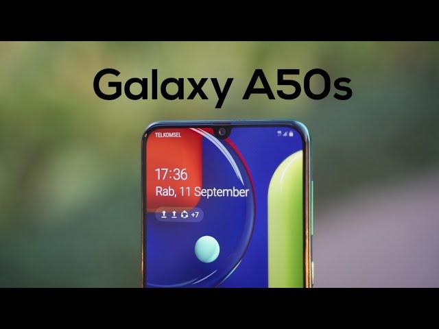 Ketika Samsung lagi Baik - Samsung Galaxy A50s Indonesia