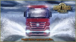 "Euro Truck Simulator 2 - #35 ""Morza szum i śpiew Mew"""
