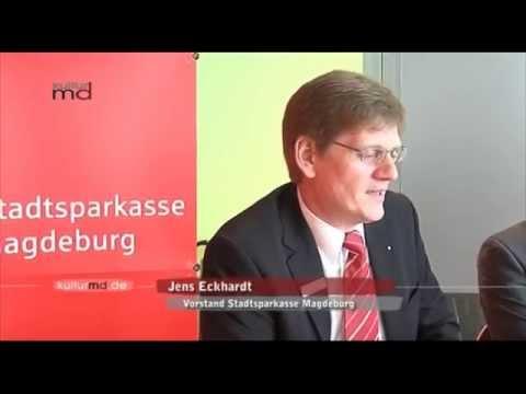 260312 Sparkasse Magdeburg erhält Zertifikat - YouTube