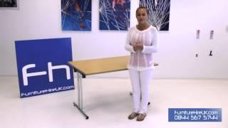 Modular Rectangular Table (1200mm) Demo - Furniture Hire Uk