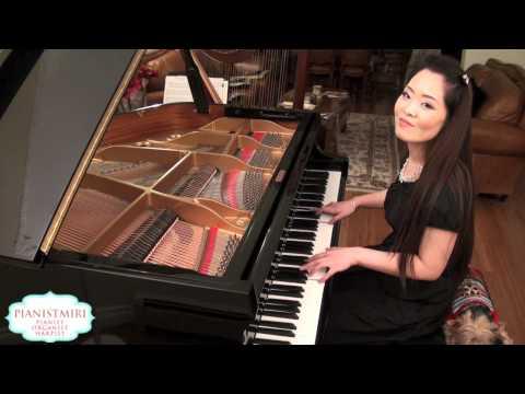 Keri Hilson - Pretty Girl Rock | Piano Cover by Pianistmiri
