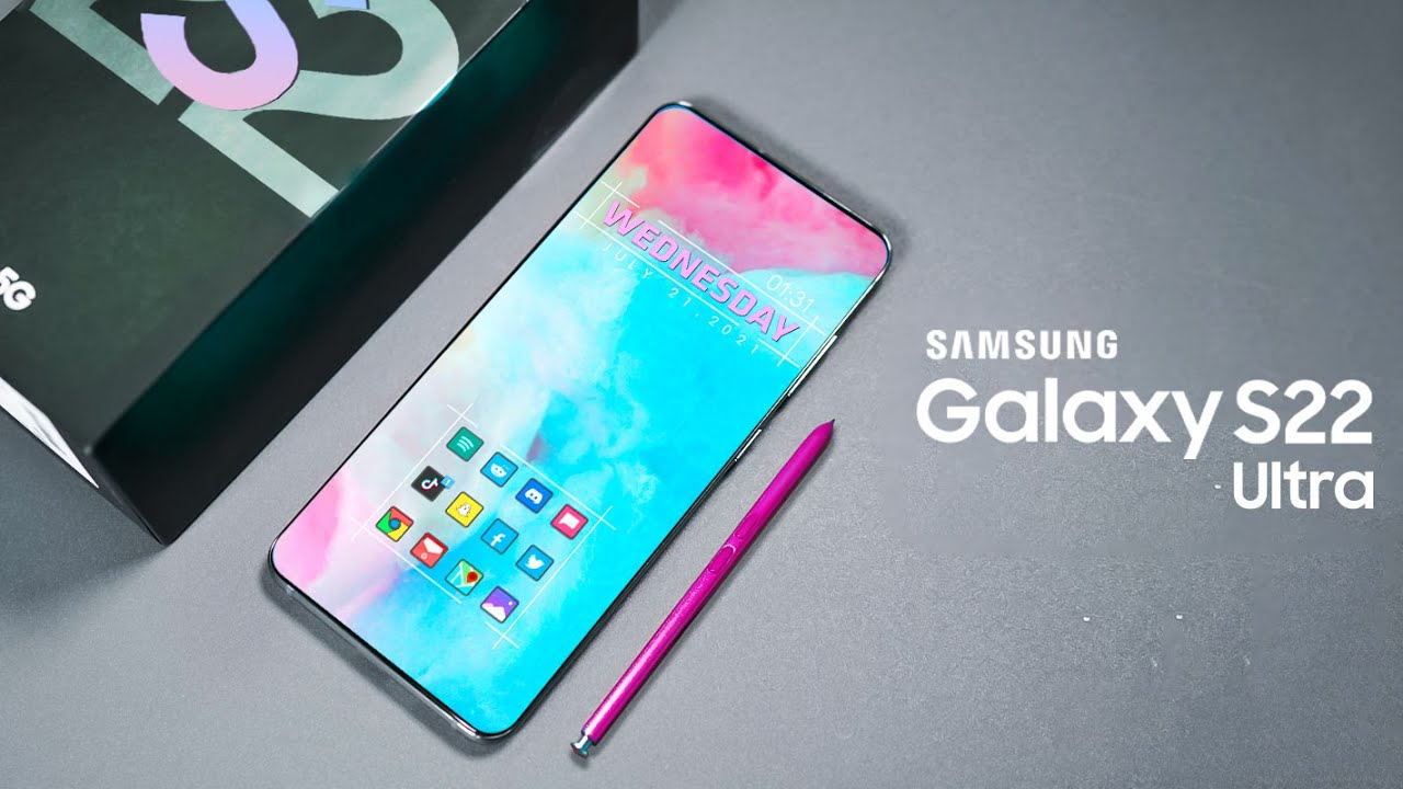 Download Samsung Galaxy S22 - LET'S GO!