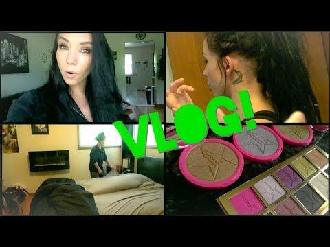 VLOG: June 16th-28th | Shaving My Head, Sick AF, & Sally's Beauty Haul!