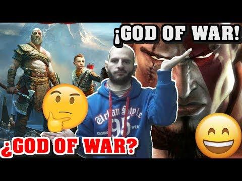 ¡¡¡SORPRESA CON QUE GOD OF WAR DE PS4 NO ES UN GOD OF WAR!!! - Sasel - Noticias
