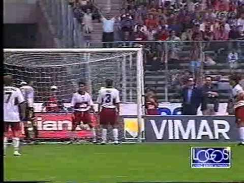 Torino Calcio-Reggina 1-2 Giugno 1999 Promozione In Serie A E Festa Al