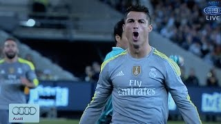 HD. Real Madrid - Manchester City 4-1 Goles Y Momentos De CR7