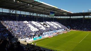"""Choreo"" - 1. FC Magdeburg gegen SC Paderborn 1:1, MDCC-Arena / 24.02.2019 (HD)"