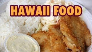 Hawaii Food: 16 Mouthwatering Hawaiian Dishes!