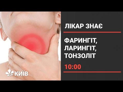 Телеканал Київ: Що таке фарингіт — причини та лікування фарингіту