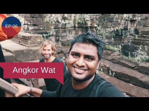 Angkor Wat : Without this Place Cambodia Trip is Incomplete