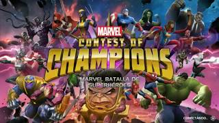She Hulk Vs HawkEye. Level Up 30 MARVEL: Contest of champions