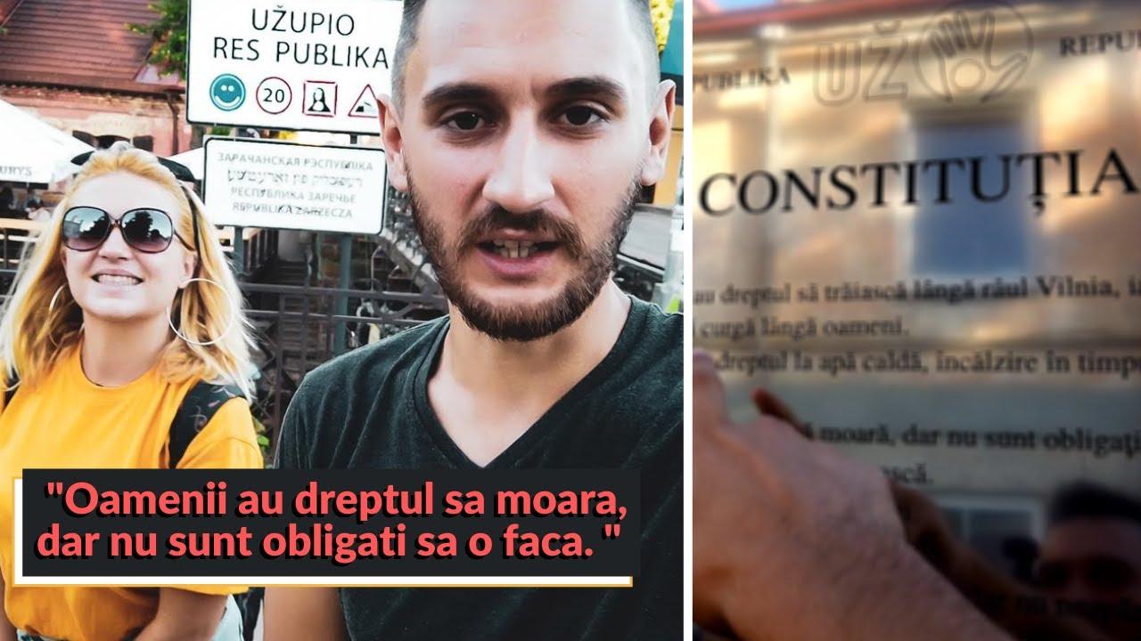 TARA despre care NU AI AUZIT! Are constitutia in limba ROMANA!