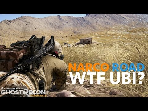 Narco Road: Ubisoft Has Officially Lost It