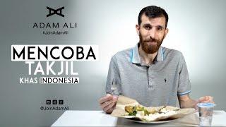 MENCOBA TAKJIL KHAS INDONESIA - ADAM ALI
