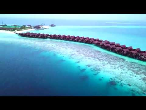 1-Min Views and Tips in Grand Park Kodhipparu, Maldives