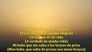Mi verdad - Mana y Shakira Lyrics Espanhol y Portugues