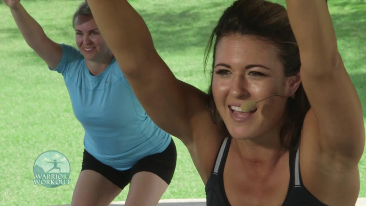 Episode 2: Strong Legs - Warrior Workout {Goddess Gains | Rogers TV Ottawa}